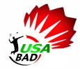 Club badminton Argenton USA BAD
