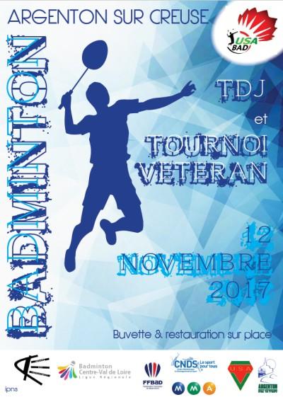 TDJ et Vétérans à Argenton le 12/11