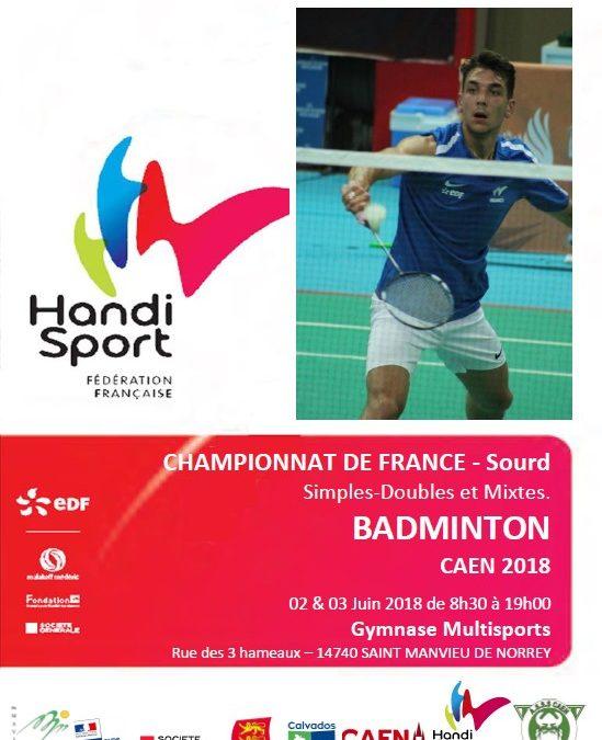 Championnat de France Sourd